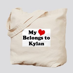 My Heart: Kylan Tote Bag
