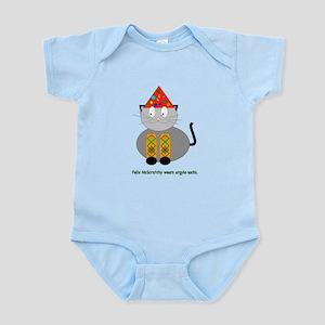 Felix McScratchy and Friends Infant Bodysuit