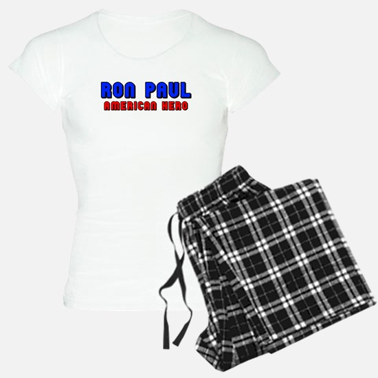 Ron Paul-American Hero Pajamas