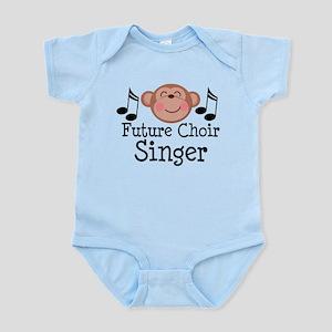 Future Choir Singer Kids Infant Bodysuit