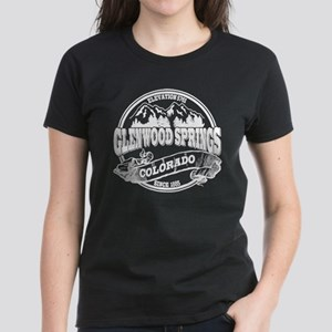 Glenwood Springs Old Circle Women's Dark T-Shirt