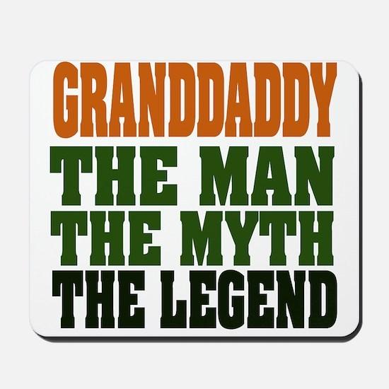 Grandaddy - The Legend Mousepad