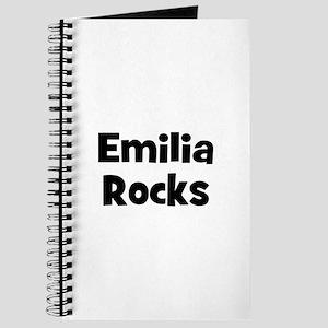 Emilia Rocks Journal