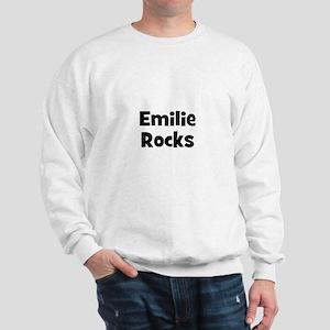 Emilie Rocks Sweatshirt