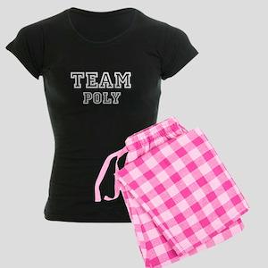 Team Poly Women's Dark Pajamas