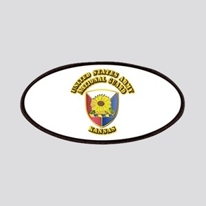Army National Guard - Kansas Patches
