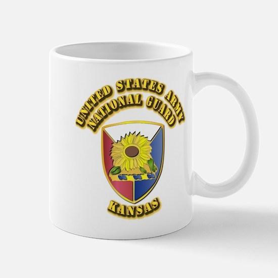 Army National Guard - Kansas Mug