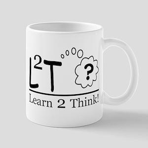 Learn2Think Mug