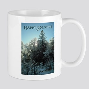 Happy Solstice Mug