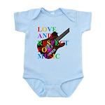 Love and respect (T) Infant Bodysuit