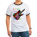 Love and respect (T) Ringer T