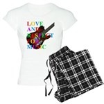 Love and respect (T) Women's Light Pajamas