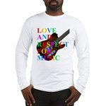 Love and respect (T) Long Sleeve T-Shirt