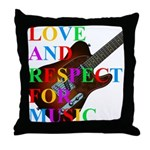 Love and respect (T) Throw Pillow