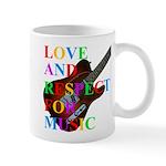 Love and respect (T) Mug