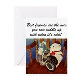 Birthday friends Greeting Cards