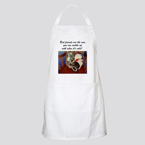 Best Friends Kitten Apron