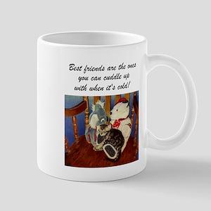 Best Friends Kitten Mug