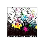 Autism awareness is growing Sticker (Square 10 pk)