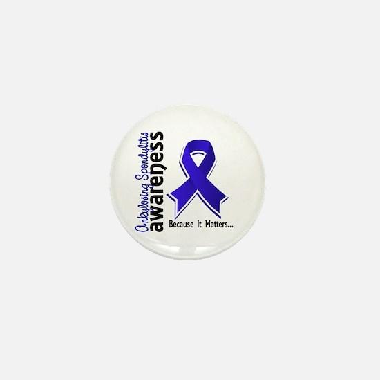 AS Awareness 5 Mini Button