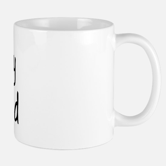 I LOVE MY Foxhound Mug