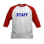 Staff Kids Baseball Jersey