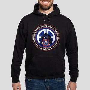 3rd / 505th PIR Hoodie (dark)