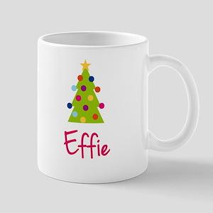 Christmas Tree Effie Mug