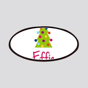 Christmas Tree Effie Patches