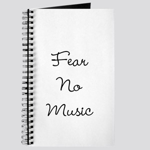 Fear No Music Journal
