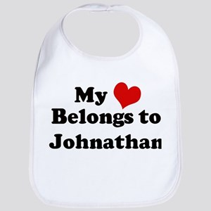 My Heart: Johnathan Bib