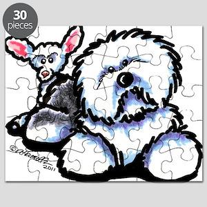 OES n' Ewe Cute Puzzle
