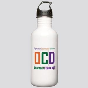 Celebrate OCD Stainless Water Bottle 1.0L