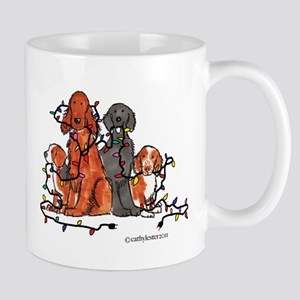 Dog Christmas Party Mug