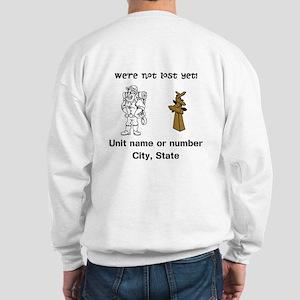 Class B uniform Sweatshirt
