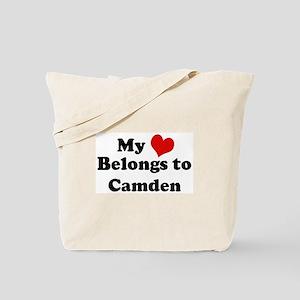 My Heart: Camden Tote Bag