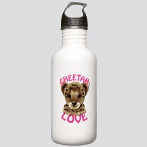 Cheetah Love Stainless Water Bottle 1.0L