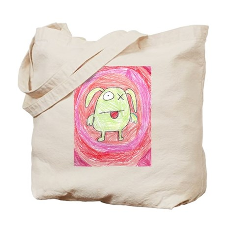 monster x tote