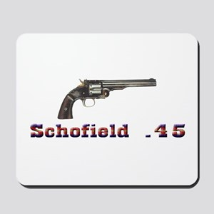 Schofield .45 Mousepad