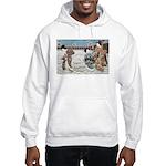 Little Maids Hooded Sweatshirt