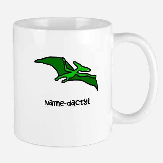 Name your own Pterodactyl! Mug