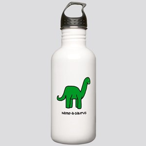 Name your own Brachiosaurus! Stainless Water Bottl