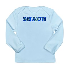 Shaun Long Sleeve Infant T-Shirt
