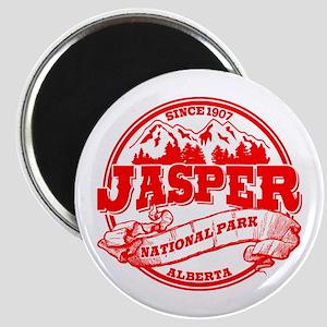 Jasper Old Circle Magnet