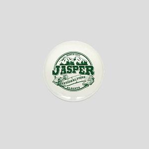 Jasper Old Circle Mini Button