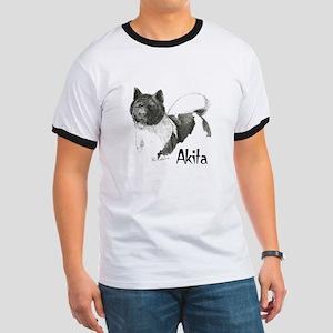 Akita Title Ringer T