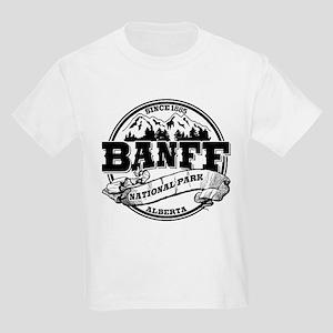 Banff NP Old Circle Kids Light T-Shirt