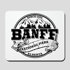 Banff NP Old Circle Mousepad