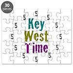 Key West Time Puzzle