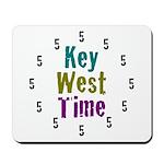 Key West Time Mousepad